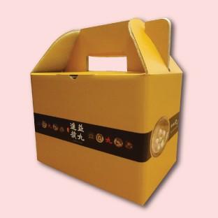 三斤裝禮盒(空盒)