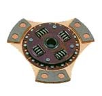 Clutches and clutch pressure plates for racing cars 001