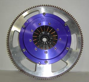 Clutches and clutch pressure plates for racing cars 005
