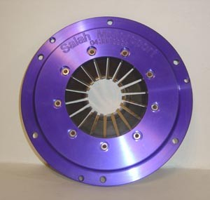 Clutches and clutch pressure plates for racing cars 009