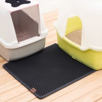 ★國際貓家,韓國Blackhole Litter Mat® ★榮獲美國專利 落貓砂墊 - 實用正方形