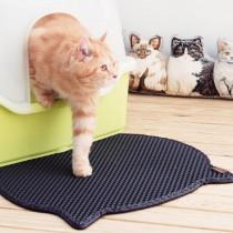 國際貓家,韓國Blackhole Litter Mat® ★榮獲美國專利 落貓砂墊 - 可愛貓咪