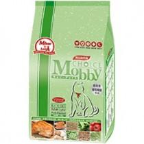 ☆國際貓家☆Mobby 莫比自然食- 低卡成貓抗毛球專業配方-1.5KG/3KG/7.5KG