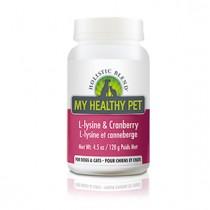 ★國際貓家★ L-lysine & Cranberry 離胺酸蔓越莓-128g