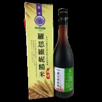 金禾醣質酵素-紫米、糙米發酵萃取液