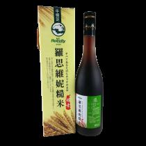金禾糙米醣質酵素-牛樟芝