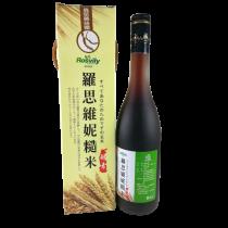 金禾糙米醣質酵素-蟲草枸杞