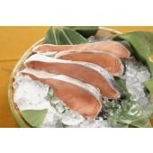 薄鹽鮭魚片