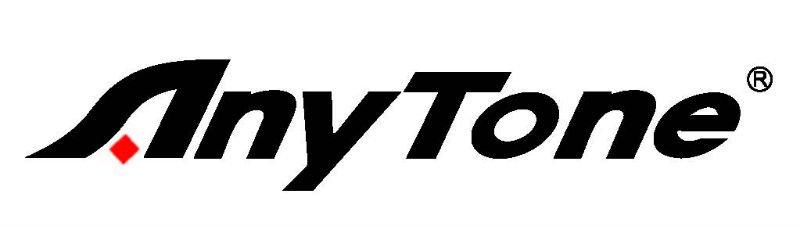 AnyTone 系列無線電車機