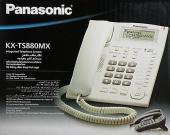 Panasonic 國際牌 KX-TS880 來電顯示有線電話 KX-TS880MXW 黑/白兩色 公司貨