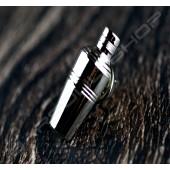雪克杯造型別針(銀) Metal pin silver