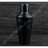 【日本直送】Japan Yukiwa 霧黑黑環 410ml shake matte black ring