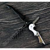 侍酒之友開瓶器(黑) Sommelier wine opener (black)