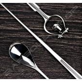 【日本直送】Japan 鈴鐺吧叉匙(銀) 30cm bell barspoon bright silver