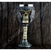 骷髏造型塑料鋼杯200ml B Plastic stainless Skull (B)
