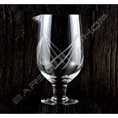 高腳雕刻攪拌杯800ml High angle Engraved mixing glass