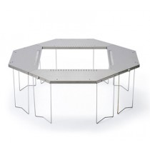 snowpeak 爐火框架桌 / ST-050