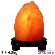 鹽燈能量館-精緻特選喜馬拉雅山鹽燈3.8~4.8kg 1入