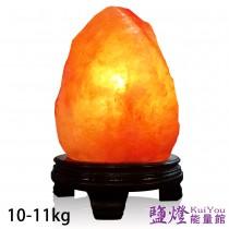 鹽燈能量館-精緻特選玫瑰寶石鹽晶燈10~11kg 1入