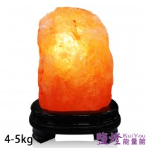 鹽燈能量館-精緻特選喜馬拉雅山鹽燈4~5kg1 入