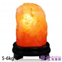 鹽燈能量館-精緻特選喜馬拉雅山鹽燈5~6kg1 入