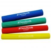 黃色Thera-Band® FlexBar® 阻/握力棒-上肢扭力,肌力訓練,網球肘,高爾夫球肘