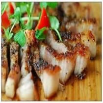 【臻美蔬果】客家鹹豬肉