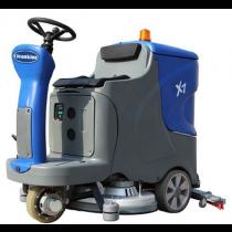 美國Cleanking X7工業用駕駛式洗地機