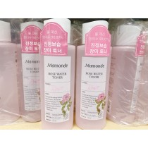 【FIFI】Mamonde 夢妝 明星商品 玫瑰保濕化妝水 柔膚水 玫瑰純露 150ml