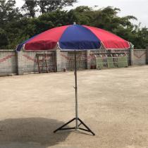 攤販傘-圓傘-二合一優質防水布