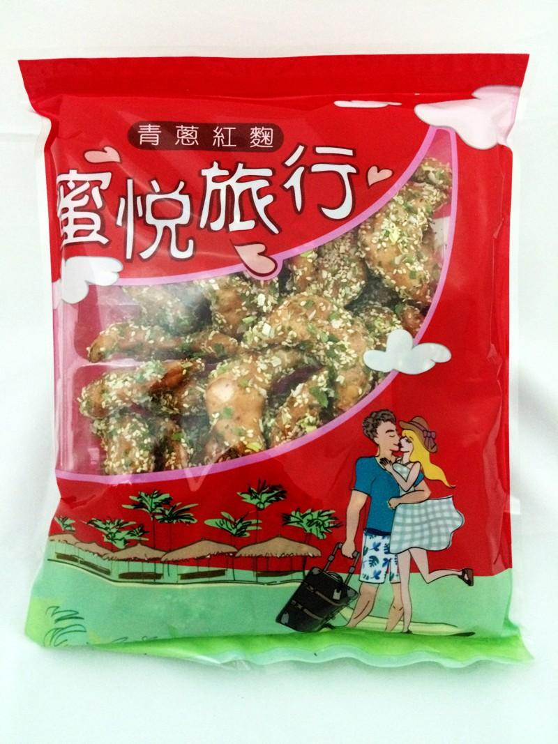 蜜悅旅行-青蔥紅麴 350g