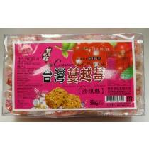 明奇蔓越莓沙琪瑪(盒裝)300g