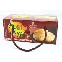 【僅展示無販售】明奇 太陽餅(黑糖) 200g