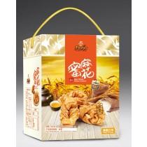 【現貨】(新款禮盒)蜂蜜蜜麻花 360g