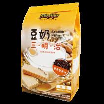 【僅展示無販售】豆奶三明治(藜麥堅果味) 240g