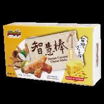 【僅展示無販售】明奇智慧棒 (榴槤椰香起司味) 100g