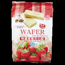 特濃草莓夾心酥(燕麥) 200g