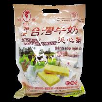 【現貨】明奇特濃牛奶夾心酥 400g