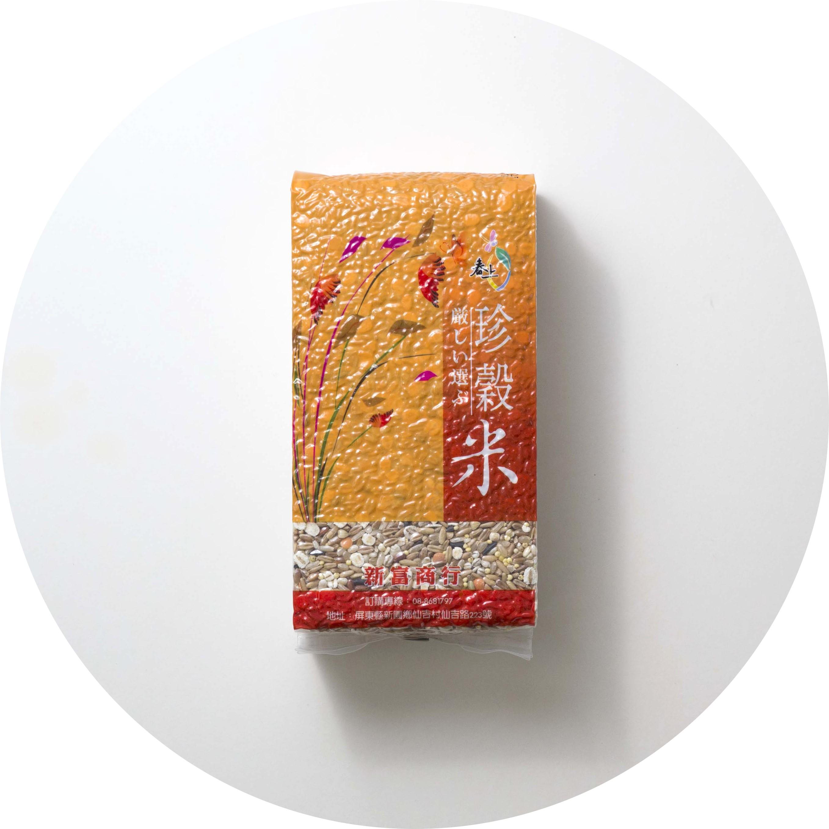 【春上米】春上珍穀米-1kg