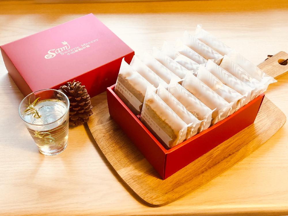 16片熟成蛋糕彌月禮盒