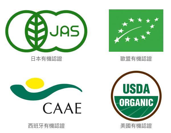 JCI Organic Certifications